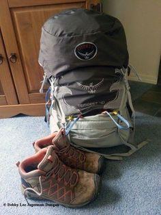 dbaf558d135b Camino de Santiago Tips Backpack Boots Camino De Santiago Trail