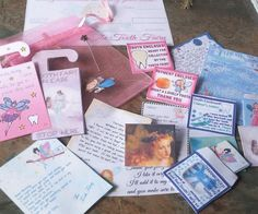 Gift Envelope, Tooth Fairy, Organza Bags, Wands, Teeth, Kit, How To Make, Etsy, Walls