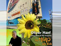 """""""Im Miro am Eck"""" so heißt der Song den Oliver Hanf exklusiv für das Miro geschrieben hat. Nicht nur die Musik, auch der Text stammt aus der Feder des Bandleaders der Jim Rockford Band. Hier zum Anhören für Euch im Player. Aber Ihr könnt den Song auch auf CD erwerben. Das dauert zwar noch etwas, aber Restaurant Bar, Hemp, Olives, Glee, Musik"""