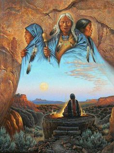 Want To Know More About Native American Art? - Bored Art First Nations. A call to the ancestors. Native American Paintings, Native American Wisdom, Native American Pictures, Native American Beauty, American Indian Art, Native American History, Native American Indians, Native Americans, American Legend