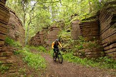 Adventures in the Swedish Interior: Kinnekulle Mountain | Singletracks Mountain Bike News