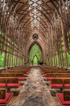 Glass Chapel in Branson, Missouri