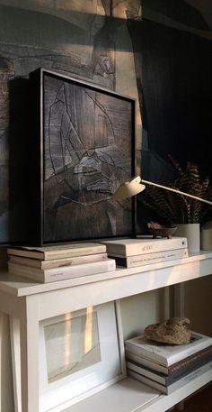 Modern Interior, Interior Design, Nature Color Palette, White Art, Architecture, Painting Inspiration, New Art, Contemporary Art, Modern Art