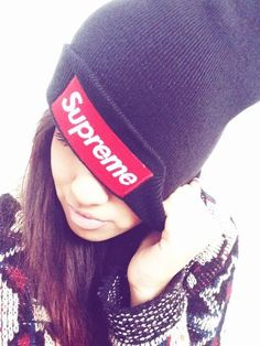 Not really a fan of ''Supreme'' but this is cute