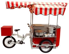 Italian Cargo Bike and Work Tricycle for Eco Friendly Transport in the City. We produce also Street Food Carts and Ice Cream Bike Carts on Tricycle Le Cargo, Cargo Bike, Food Truck, Crepes, Fruits For Dogs, Types Of Sales, Bike Cart, Food Cart Design, Wool Insulation