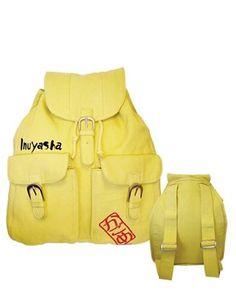 I found 'Inuyasha Kagome Yellow Backpack' on Wish, check it out! Nerd Merch, Inuyasha Cosplay, Manga, Inuyasha Love, Otaku, Yellow Backpack, Kagome Higurashi, Nerd Fashion, Anime Merchandise