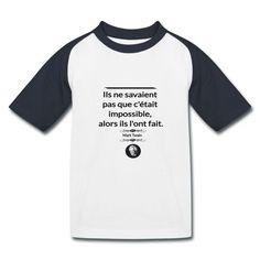 Citations De Mark Twain, T Shirt Baseball, Motivation, Mens Tops, Motivational Quotes, Inspiration