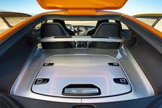 Kia GT4 Stinger Concept Interior - Cargo area - Car Body Design
