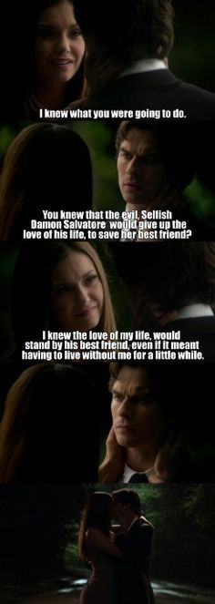 """#TVD 6x22 """"I'm Thinking Of You All The While"""" - Elena and Damon"""