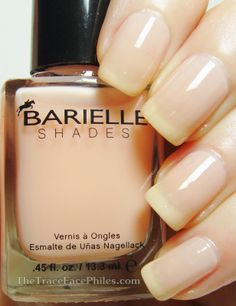 The TraceFace Philes: Barielle Velvets Collection! Cream 'N Sugar