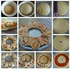 Ricetta Pizza Corona