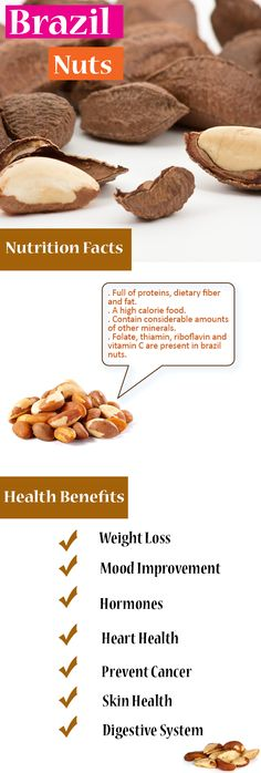 Brazil Nuts: Nutrition Facts and Health Benefits