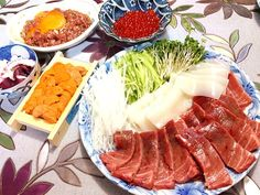 実家で - 2件のもぐもぐ - 手巻き寿司祭! by morisenzan