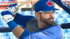 Blue Jays and Bautista ready to turn the page as spring training begins Mlb, Spring Training, Toronto Blue Jays, Baseball Cards, Sports, Bats, Athletes, Star, Hs Sports