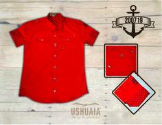 Camisa para hombre manga corta / Mens Shirt short sleeve