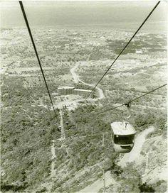 İZMİR Balçova'da Teleferik'in ilk yılları