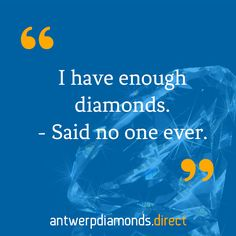 Diamonds are forever… Buy the right one !  Visit our site http://bit.ly/1t3Pmvi . Save up to 60% on Premium Loose Diamonds. Free shipping on all orders. Diamond certificates provided by IGI, GIA, HRD. Professional advice online #diamonds #wedding #diamond #engagement #quotes #facts (scheduled via http://www.tailwindapp.com?utm_source=pinterest&utm_medium=twpin&utm_content=post110689621&utm_campaign=scheduler_attribution)