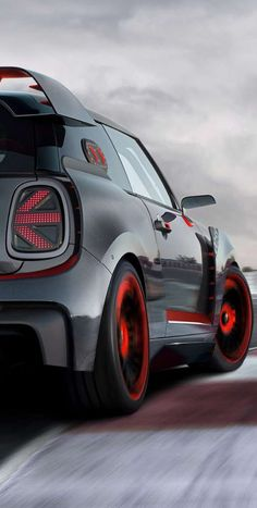 Mini John Cooper Works GP hd wallpaper free download!