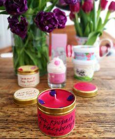 Minäkö keski-ikäinen?: Bomb Cosmetics, suloista käsintehtyä kosmetiikkaa ...