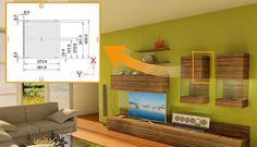 CAD Software für Schreiner und Tischler – Palette CAD 3D+2D Cad Software, Divider, Palette, Loft, Kitchen, Furniture, Home Decor, Carpenter, Cooking