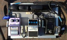 Nile Rodgers' pedalboard | pic 02 | Flickr - Photo Sharing!