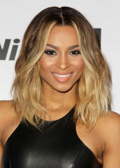 shoulder length  ciara hairstyles | Ciara Shows Off Shoulder Length Hairstyle | The Style News Network