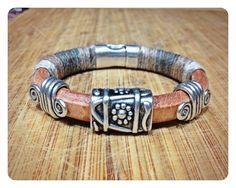 regaliz leather bracelets -
