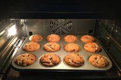 Low Carb Kokosmehl-Muffins