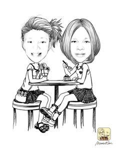 Yo y mi hermana gemela jiji
