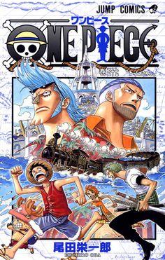 One Piece Manga Cover Vol 37