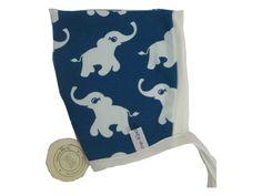 Baby Zipfelmütze Elefanten ZNOK