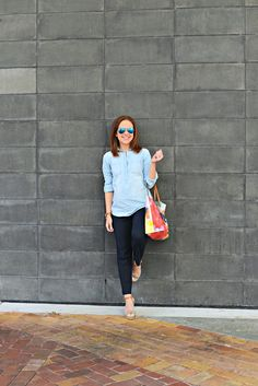 Outfit: Spring Chamb
