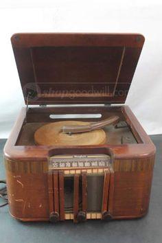 Vintage MAYFAIR Turntable