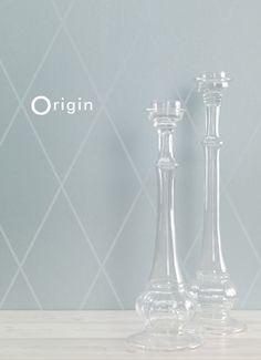 Crown Wallpaper + Fabrics |Toronto. Origin. Metropolitan. Simple - Pretty  =)