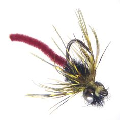 Fly-Carpin:  John Montana's Hybrid Killer Carp Fly. Carp suck these up!