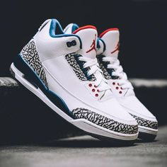 "d8eb85e8c47ec3 SneakerTruth on Instagram  ""The Air Jordan 3 Retro OG"