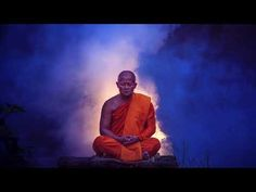 Monk doing meditation. by Santi foto on Buddhist Meditation Techniques, Meditation Techniques For Beginners, Types Of Meditation, Meditation Apps, Healing Meditation, Principles Of Buddhism, Zen, Vipassana Meditation, Buddhist Practices