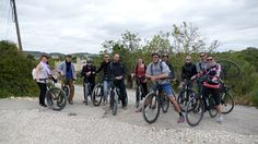 Incredible team mountain bike tour in the south and south-east of Mallorca in spring 2017.