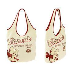sac vintage minnie disney store