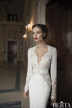 Berta Bridal 2014 #weddings