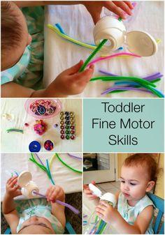 DIY Spring Toddler Activities
