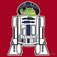 Android Inside T-Shirt