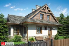 House Front Porch, Log Homes, Home Fashion, Traditional House, Cottage Style, House Plans, House Styles, Home Decor, Cabins