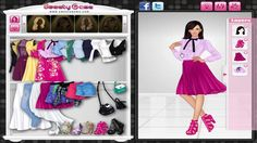Princess Dress up games: Winter Evening Dresses and My Cute Puppy राजकुम...