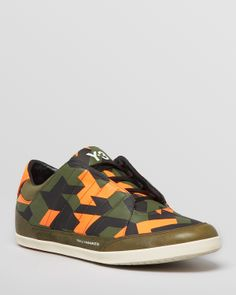 Adidas Y-3 Honja Lowin Graphic Camo Sneakers | Bloomingdale's