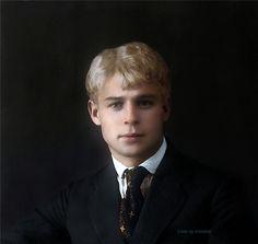 Siergiej Jesienin – rosyjski poeta, przedstawiciel imażynizmu.