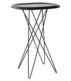 Pizza Supplement table - H 70 cm H 70 cm - Brown by Magis - Design furniture and decoration with Made in Design