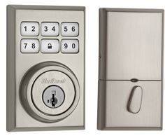 Best Home Keyless Entry: Best Keyless Entry for Great Looks: Kwikset SmartCode