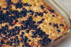 Find the recipe for Baked Oatmeal and other tree nut recipes at Epicurious.com