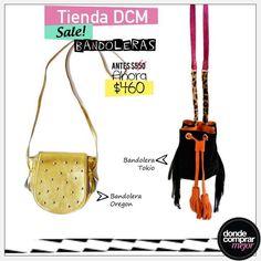 #Bandoleras, ¿cuál te gusta más?  Encontralas en ➜ www.tiendadcm.com/products/list/brand/21060